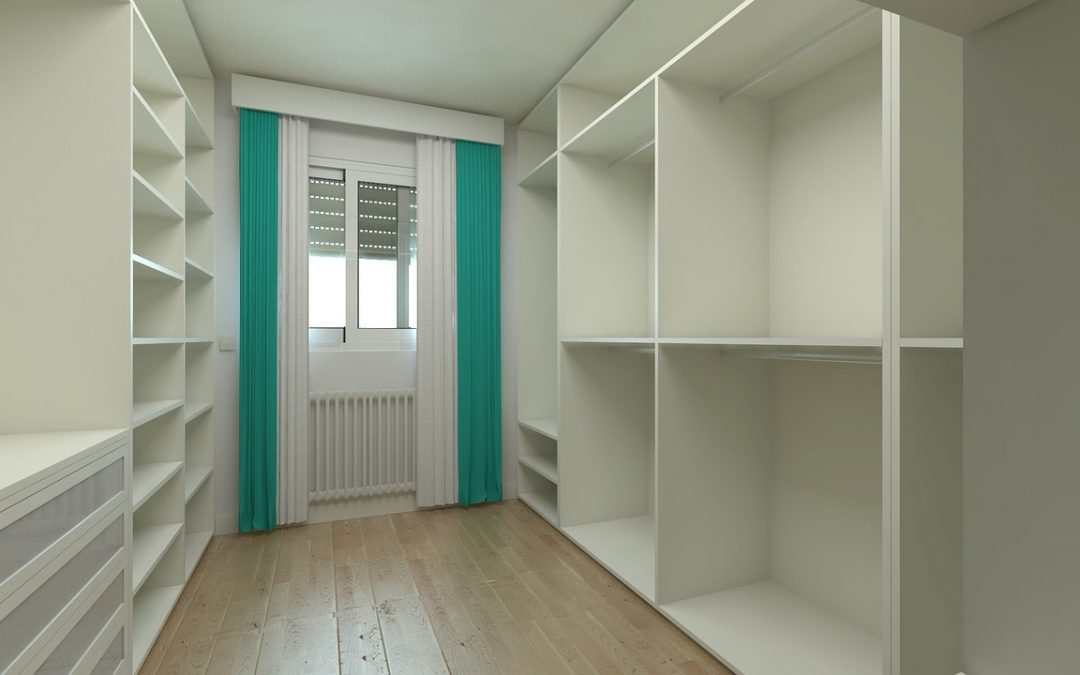 3 Benefits Of Having A Floor To Ceiling Wardrobe