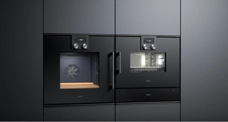 Gaggenau Ovens 200 Series by fci London