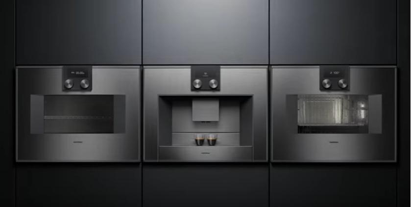 Gaggenau Ovens 400 Series by fci London