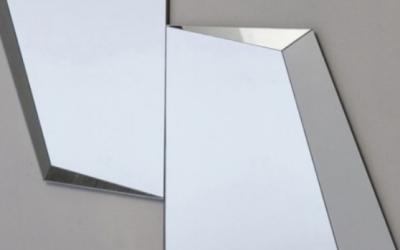 Designer Mirrors: Azero Set of Mirrors by Bonaldo