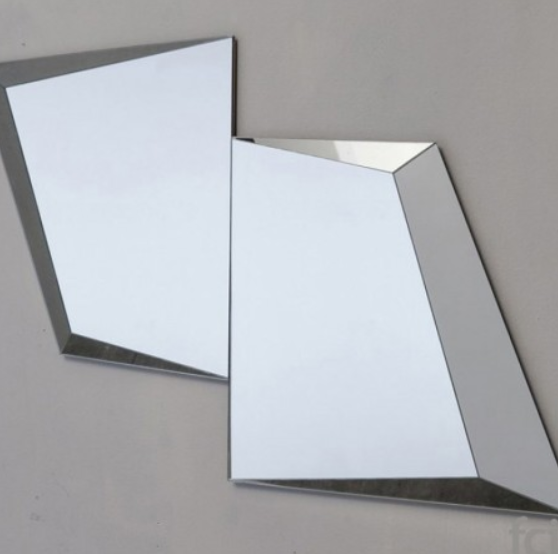 Designer Mirrors: Azero Set of Mirrors by Bonaldo