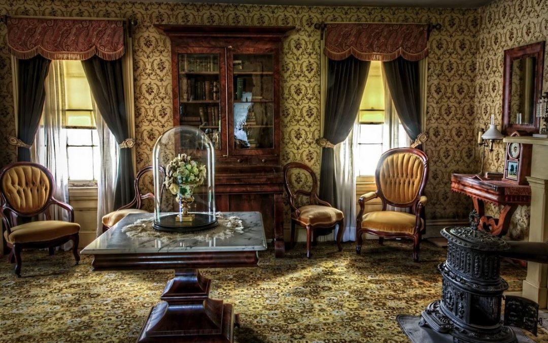 Interior Design Style: Vintage