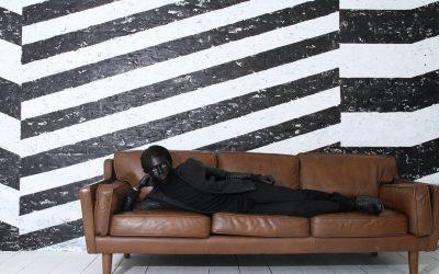 Interior Design Ideas for The Living Room: Magical Monochrome