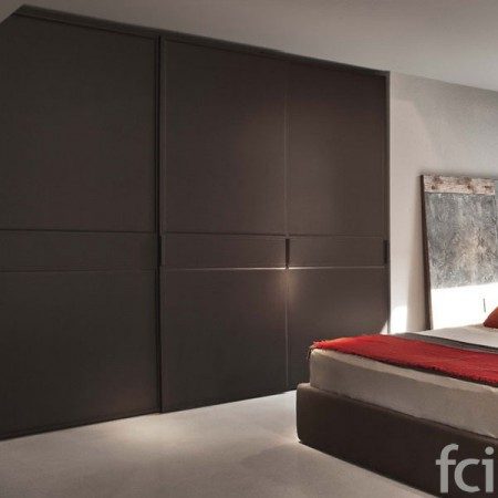 Bedroom Transformation With Sliding Door Wardrobes