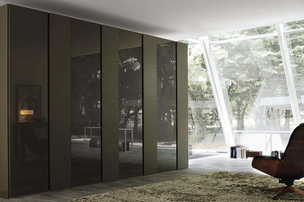 modern fitted wardrobes london