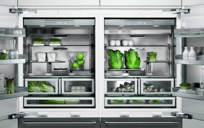 Keeping Your Fridge Temperature Chilly With No Frost Technology