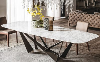 The Skorpio Table by Cattelan Italia