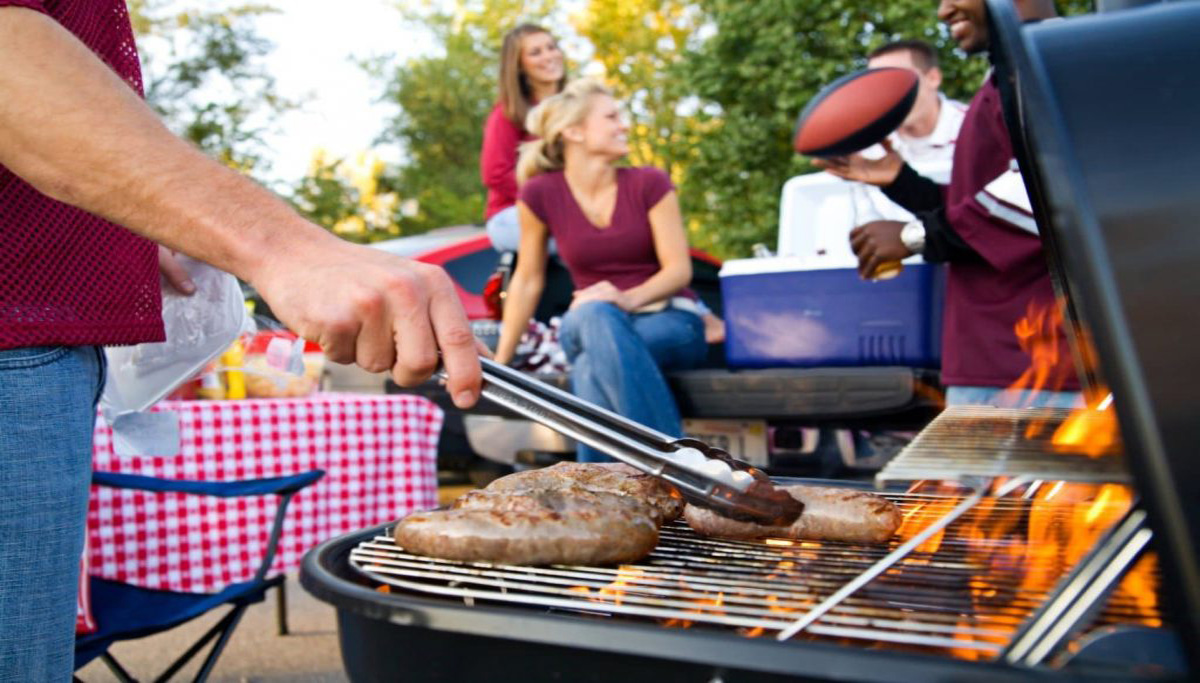 Ultimate Barbecue modern garden furniture