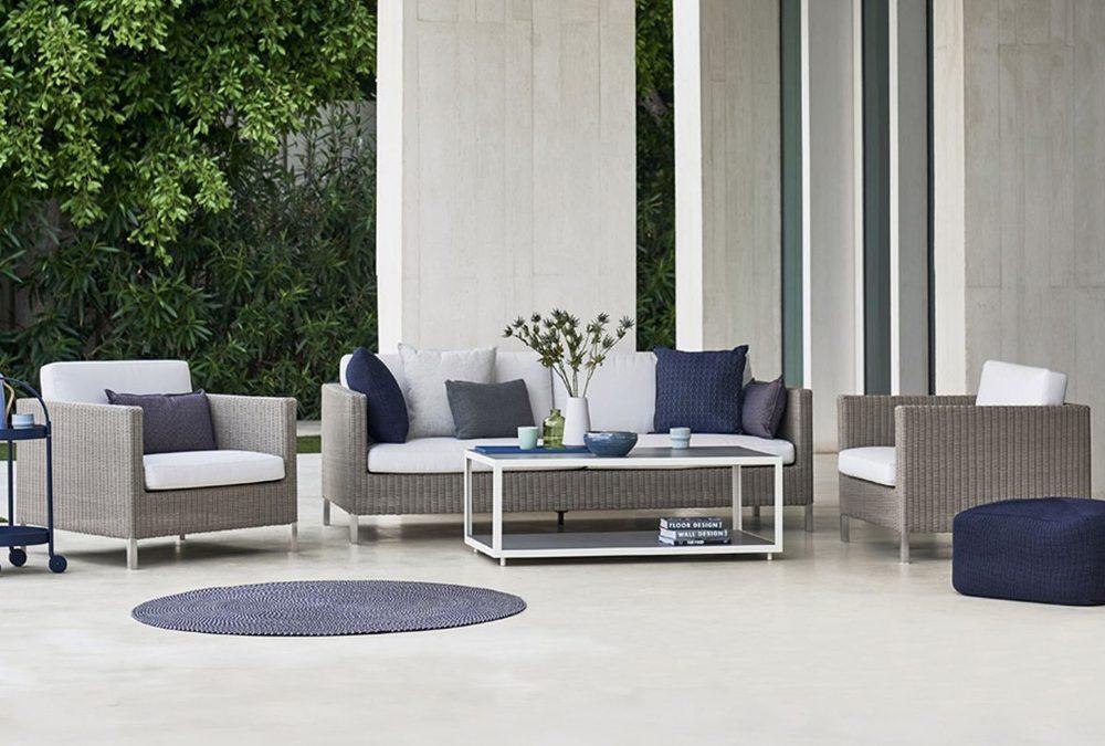 Emerging Trends in Patio Garden Furniture 2019
