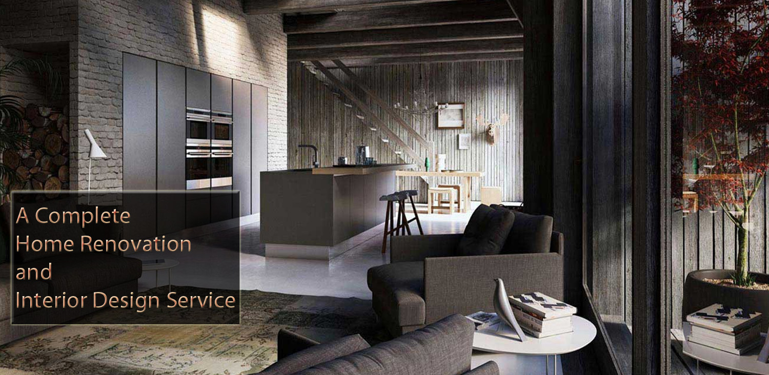 A Complete Home Renovation and Interior Design Service