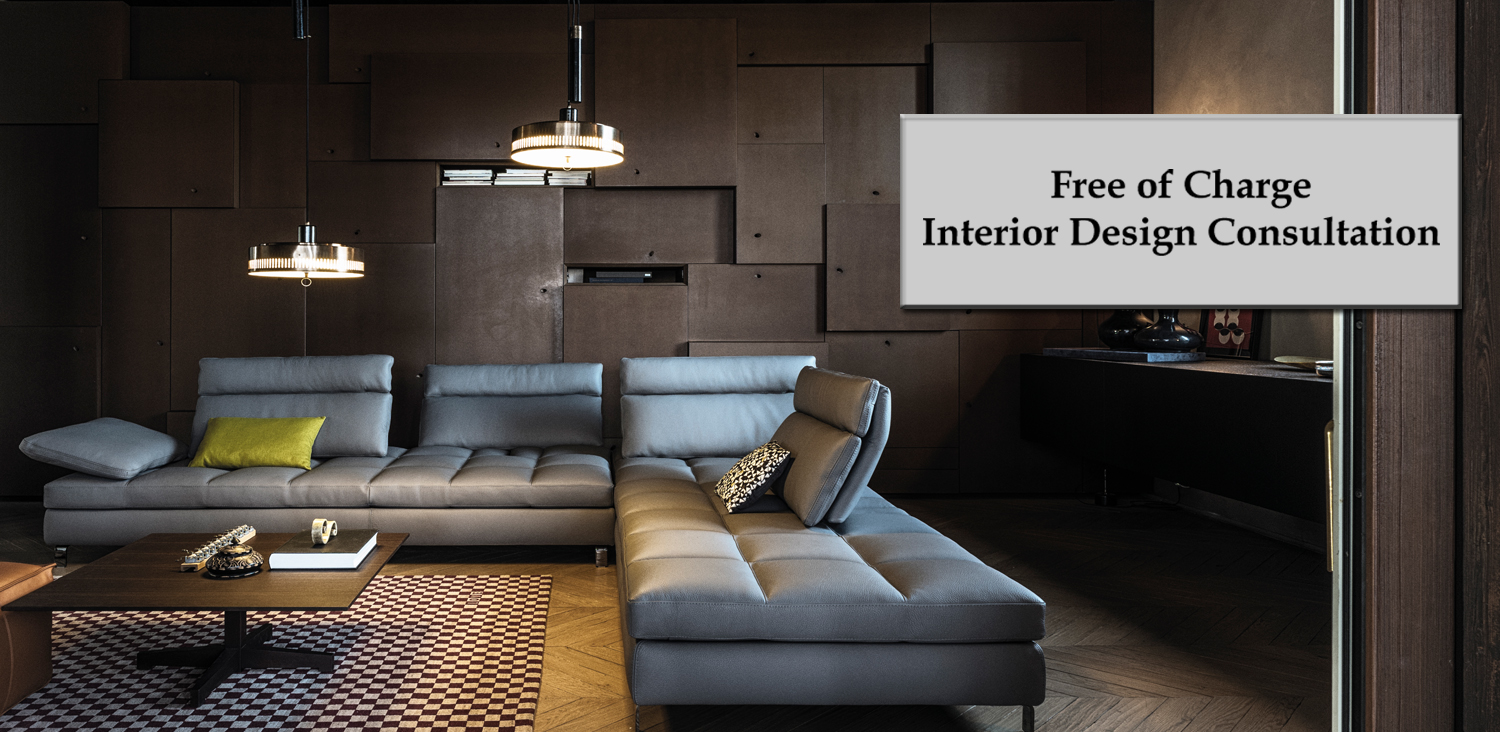 Free of Charge Interior Design Consultation