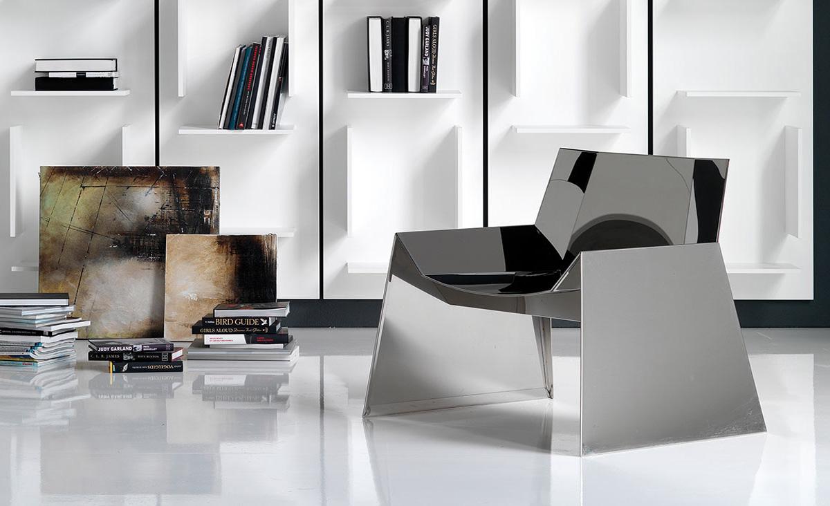 alaska armchair by cattelan italia