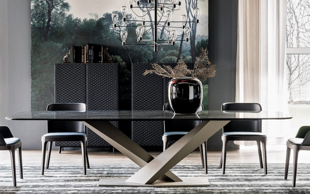 Creating the Perfect Luxury Dining Room with Cattelan Italia