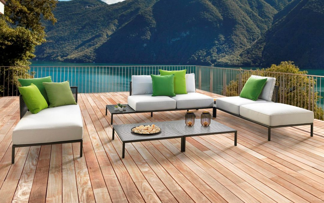 How Garden Furniture can Improve the Look of your Backyard