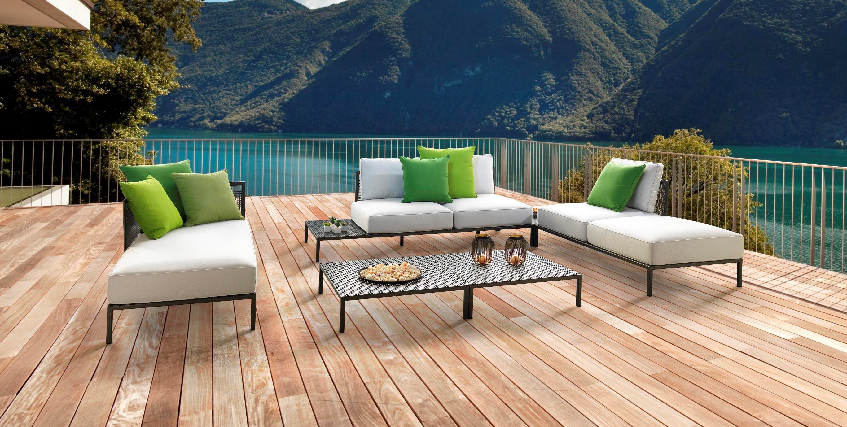 leon outdoor garden furniture for backyard