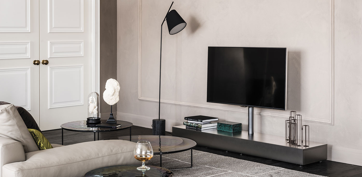 living room coffee table by cattelan italia