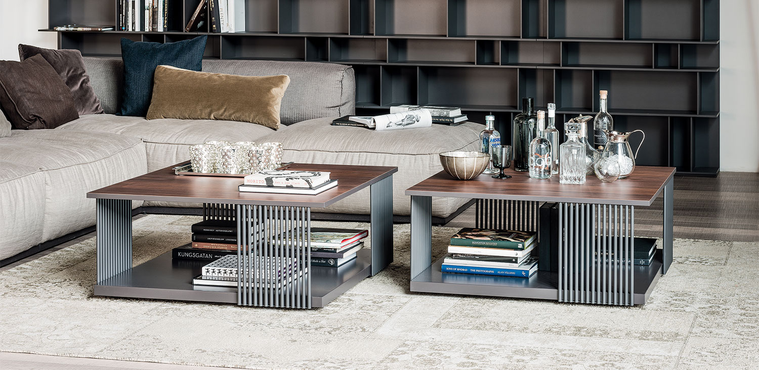 Lothar Coffee Table by Cattelan Italia