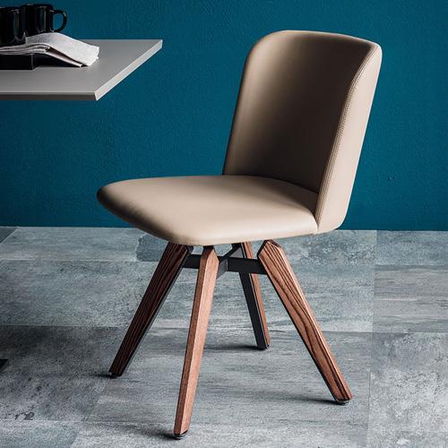 Mulan Swivelling Chair by Cattelan Italia