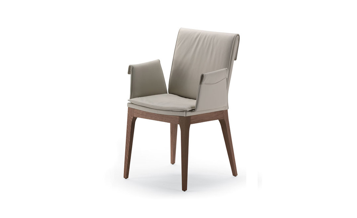 tosca armchair by cattelan italia