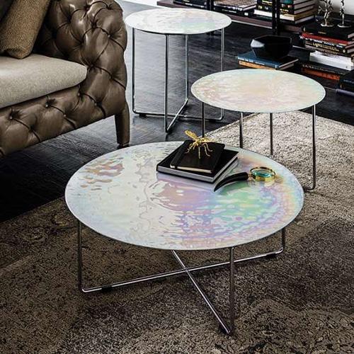 Vinyl Coffee Table by Cattelan Italia