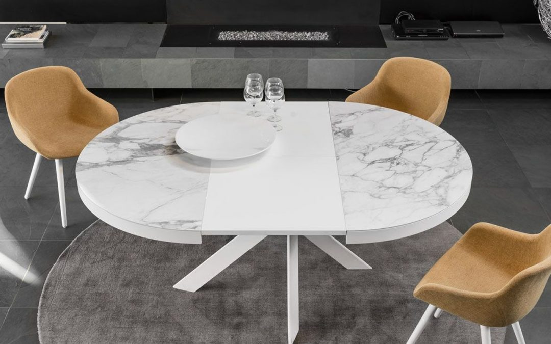 Calligaris: Luxury Dining Room Furniture for the Ultimate Dinner Party