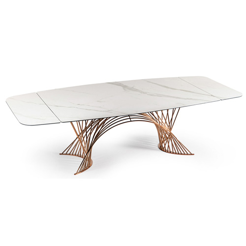 Latour Extending Dining Table by Naos