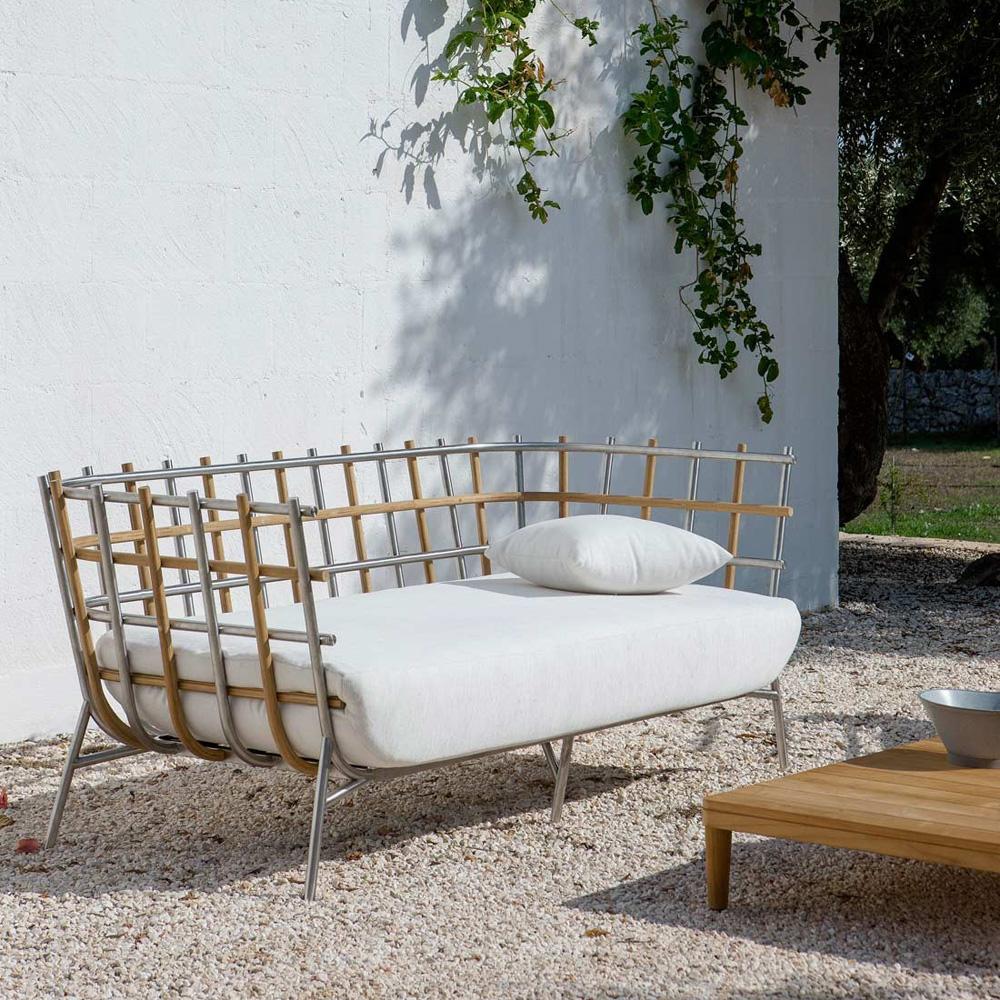 Tweed Sofa by Unopiu