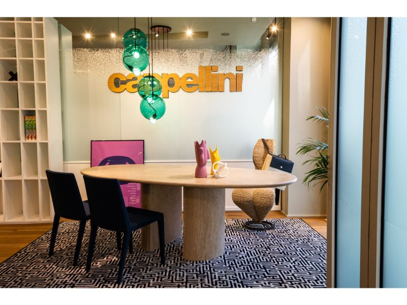 cappellini furniture at FCI London UK