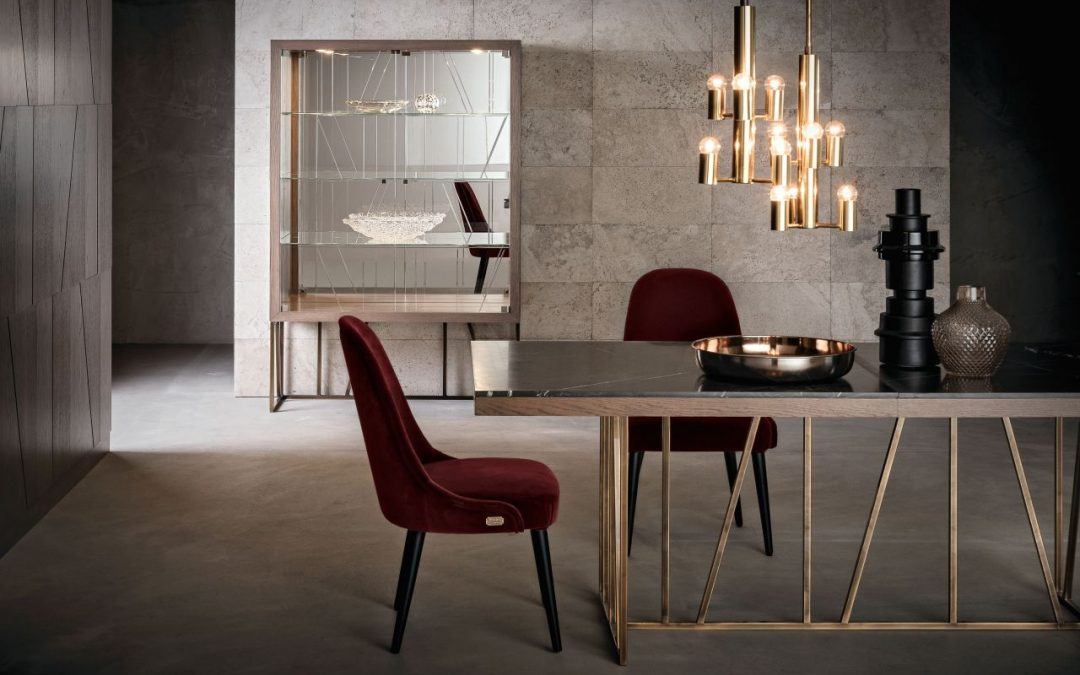Bamax Luxury Furniture – Now Available at FCI London