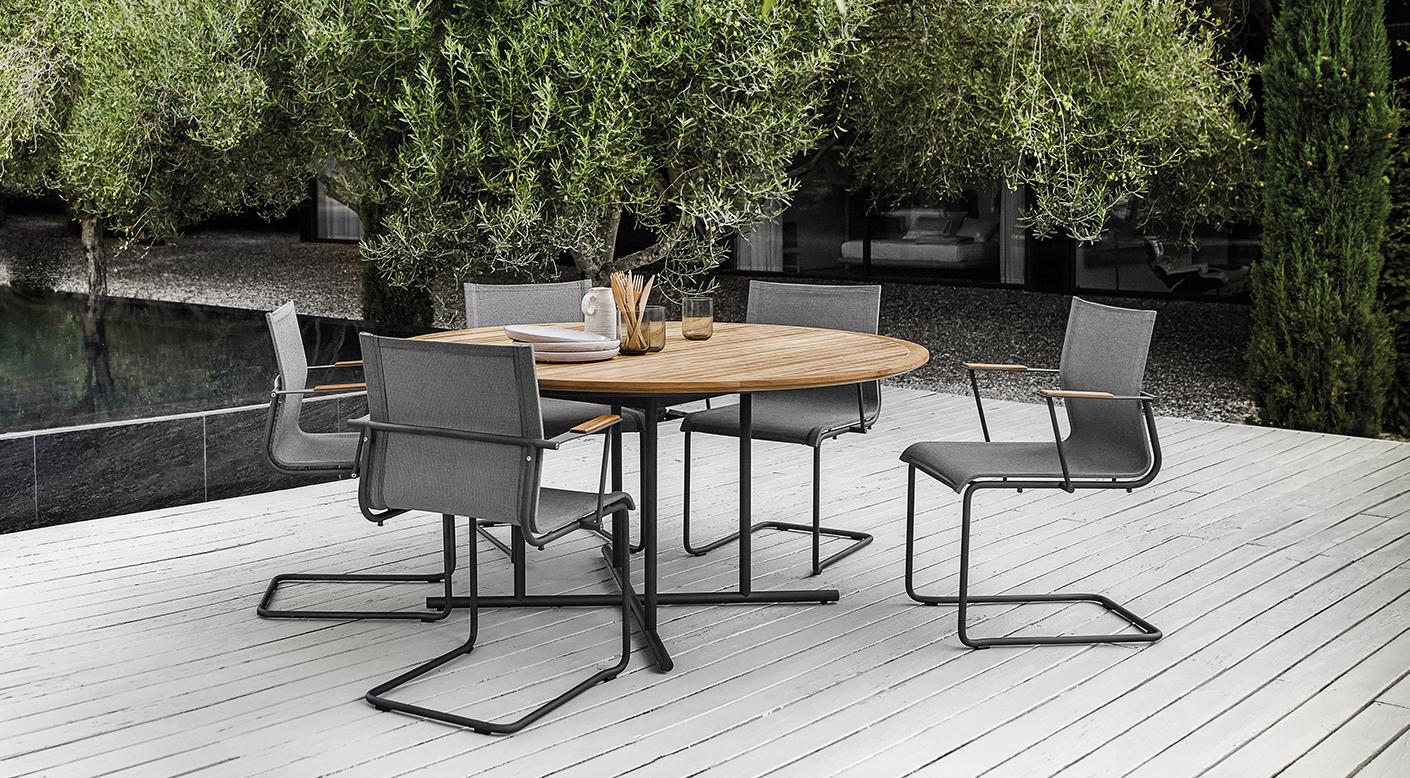 gloster teak furniture at fci london