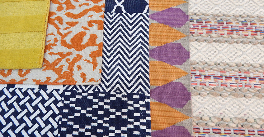 knot & loop rugs
