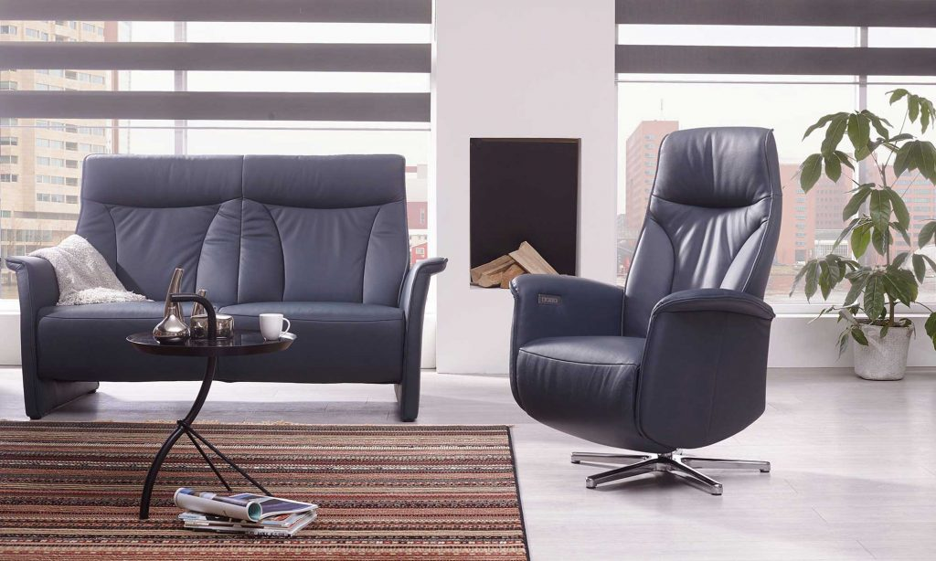 sitting benz furniture at FCI London