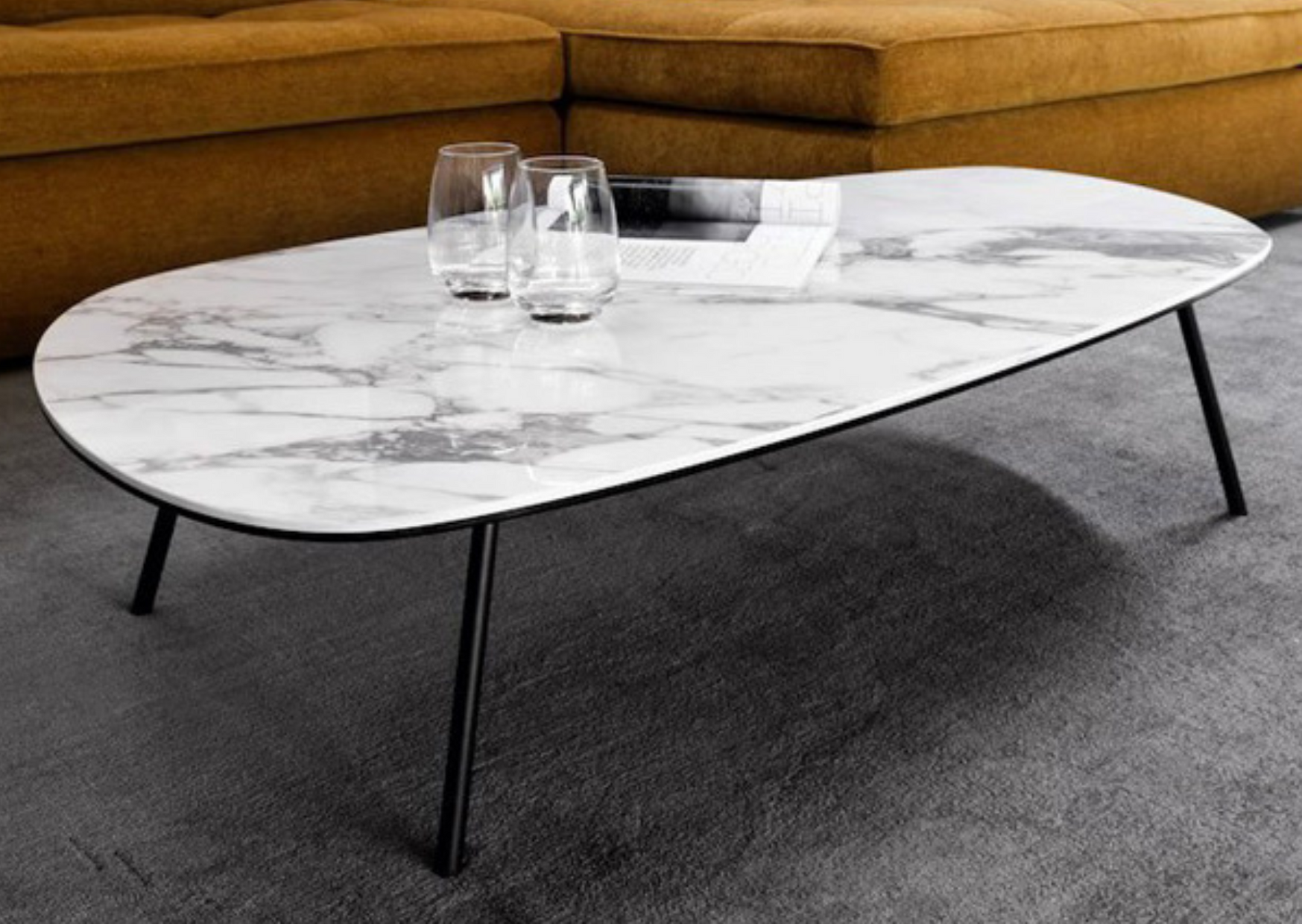 calligaris coffee tables
