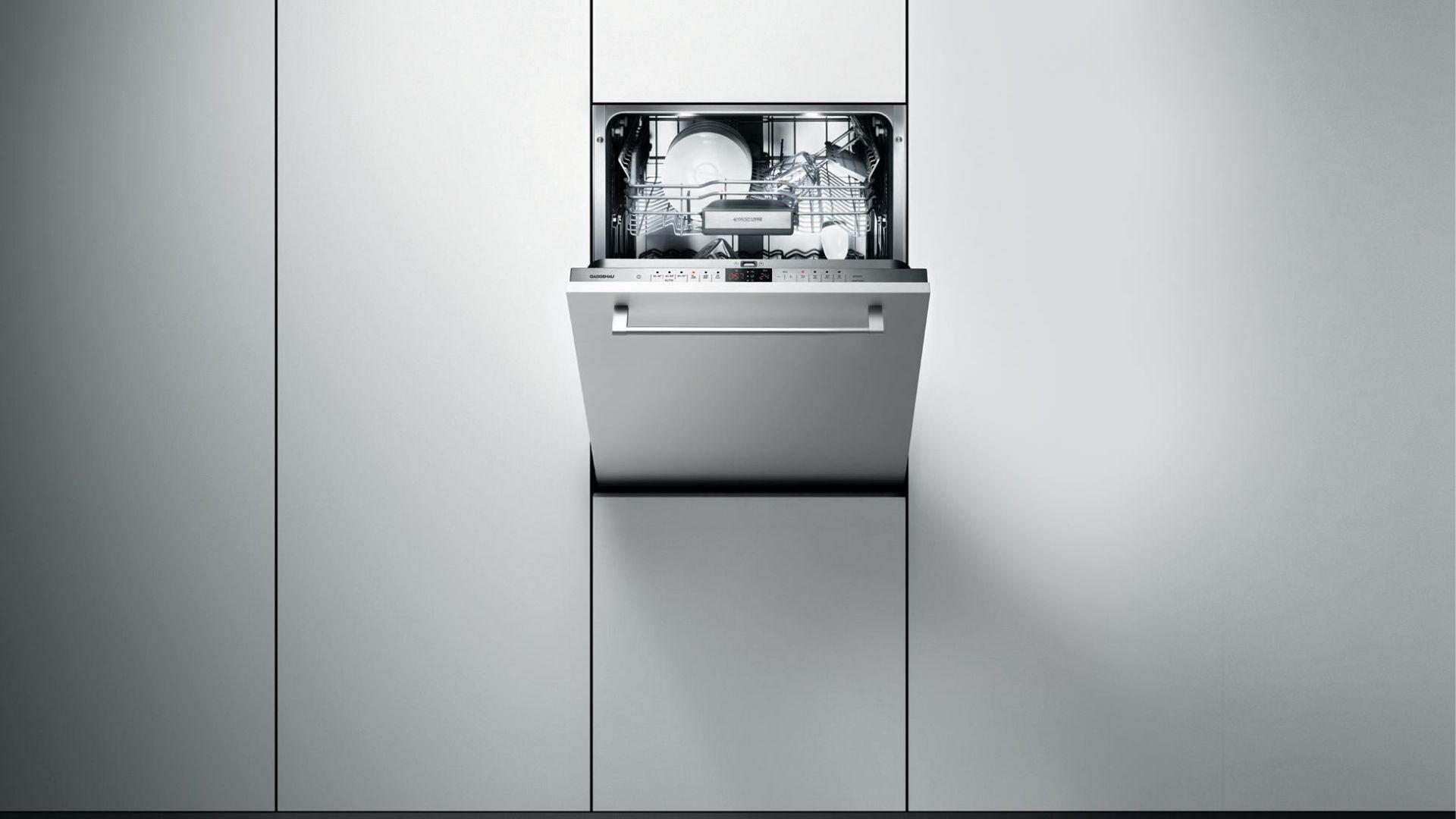 How much does a Gaggenau dishwasher cost?