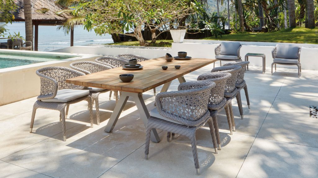 how to create your perfect outdoor space