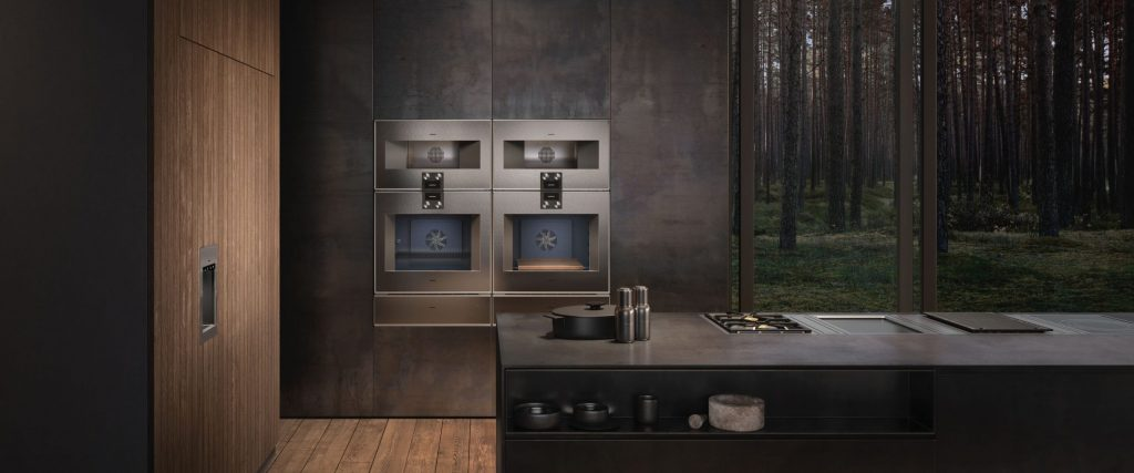 how much does a gaggenau steam oven cost