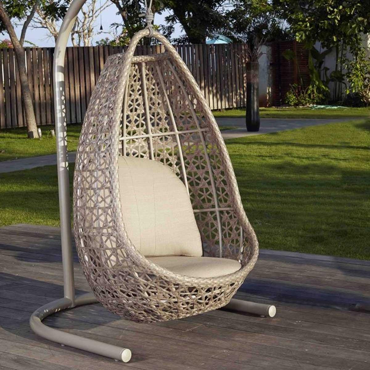 skyline design journey outdoor hanging chair