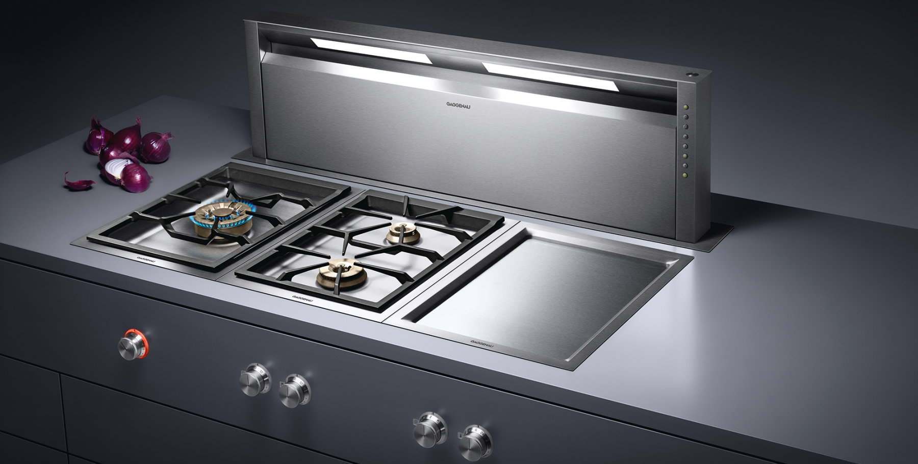 how much does a gaggenau cooktop cost?