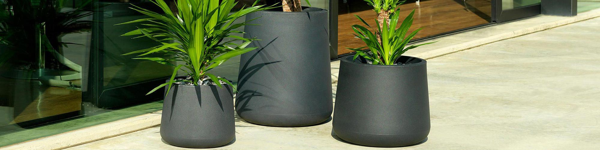 Planters by FCI London