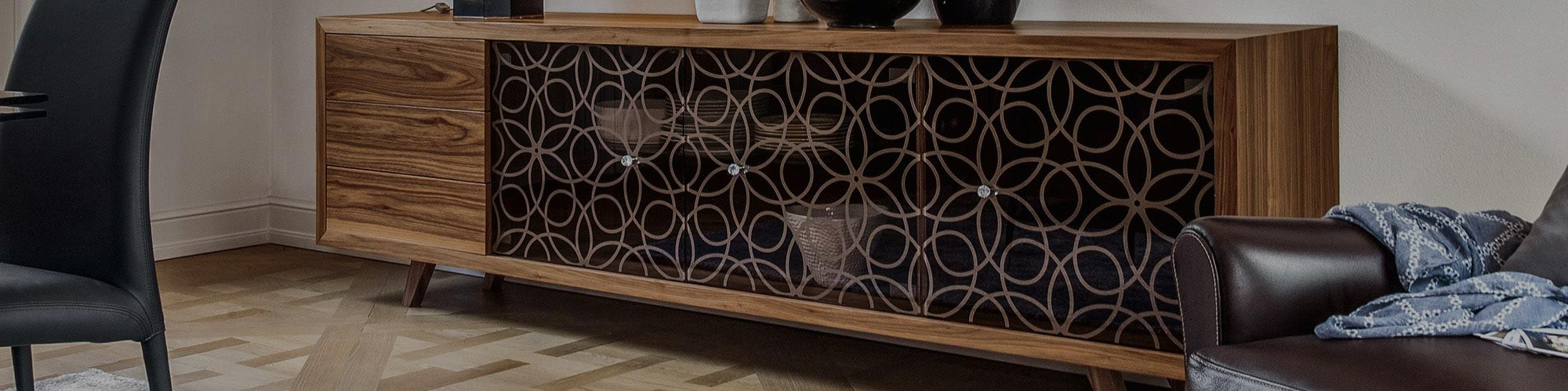 Console Tables by FCI London