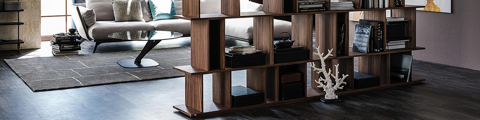 TV, Books and Storage by FCI London