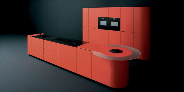Argento Vivo by FCI Kitchens
