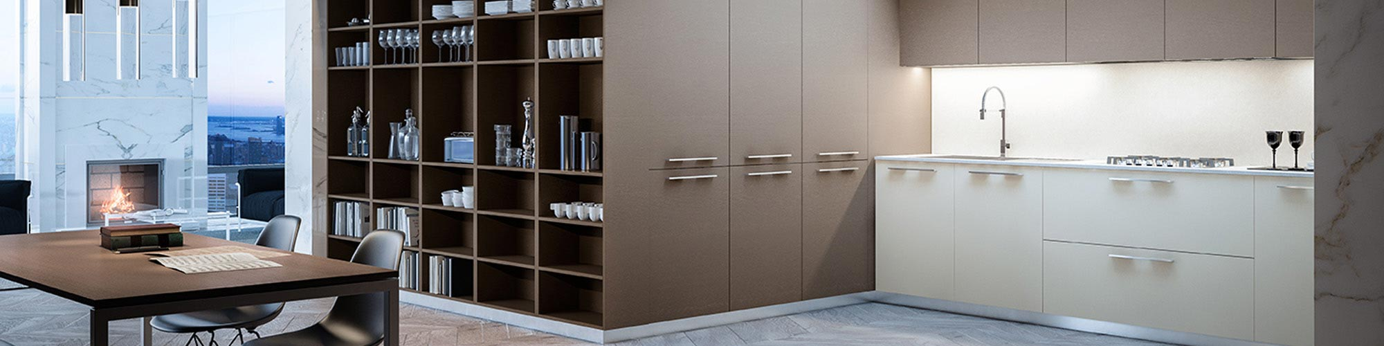 Kitchen Cabinets by FCI London