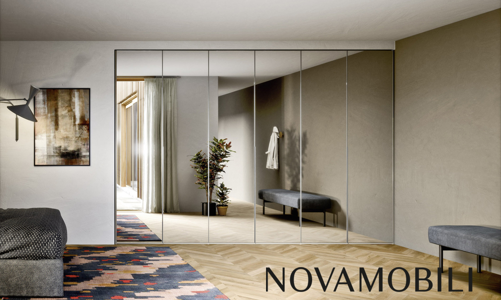 Novamobili Wardrobes by FCI London