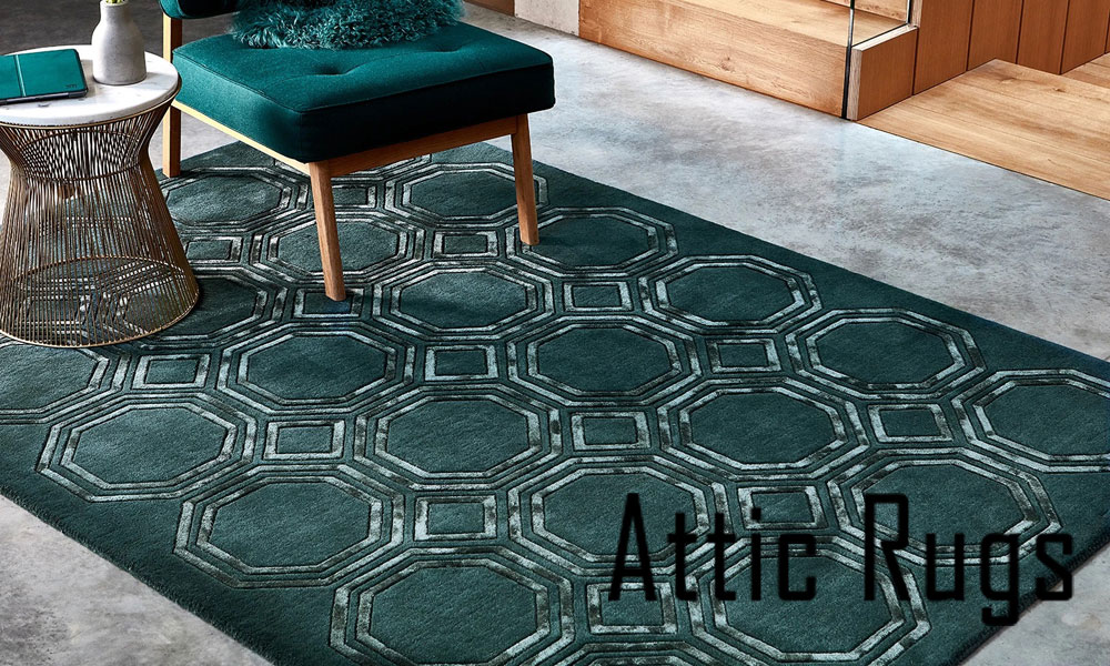 Attic Rugs by FCI London