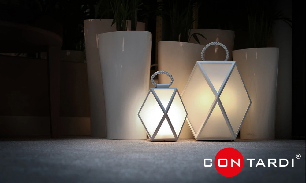 Contardi Lighting by FCI London