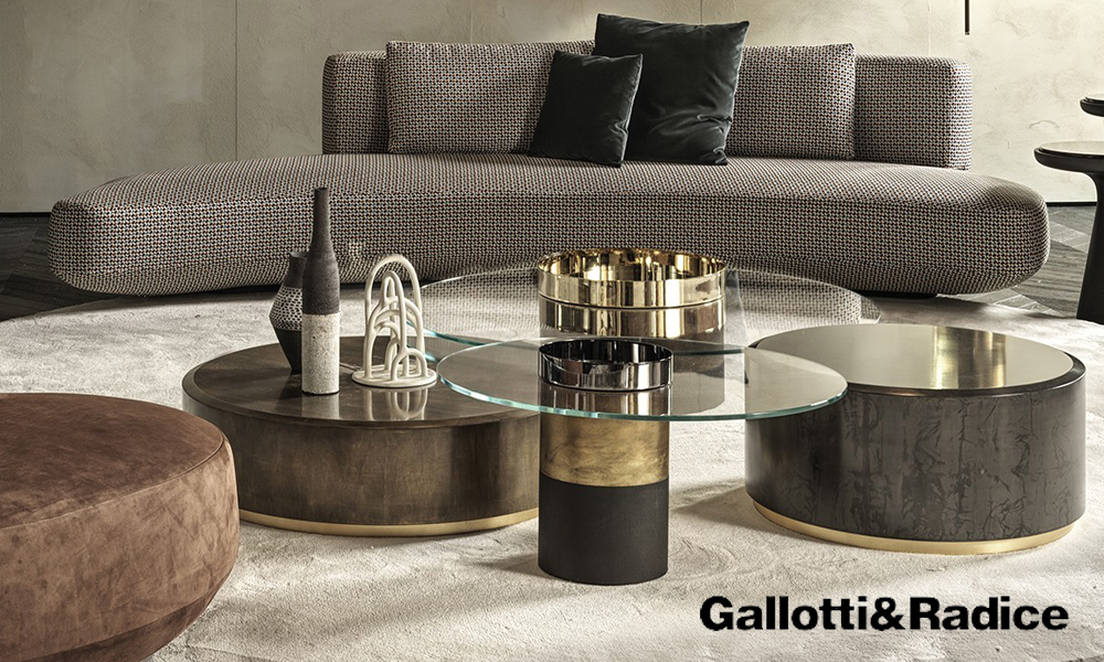 Gallotti & Radice Furniture by FCI London