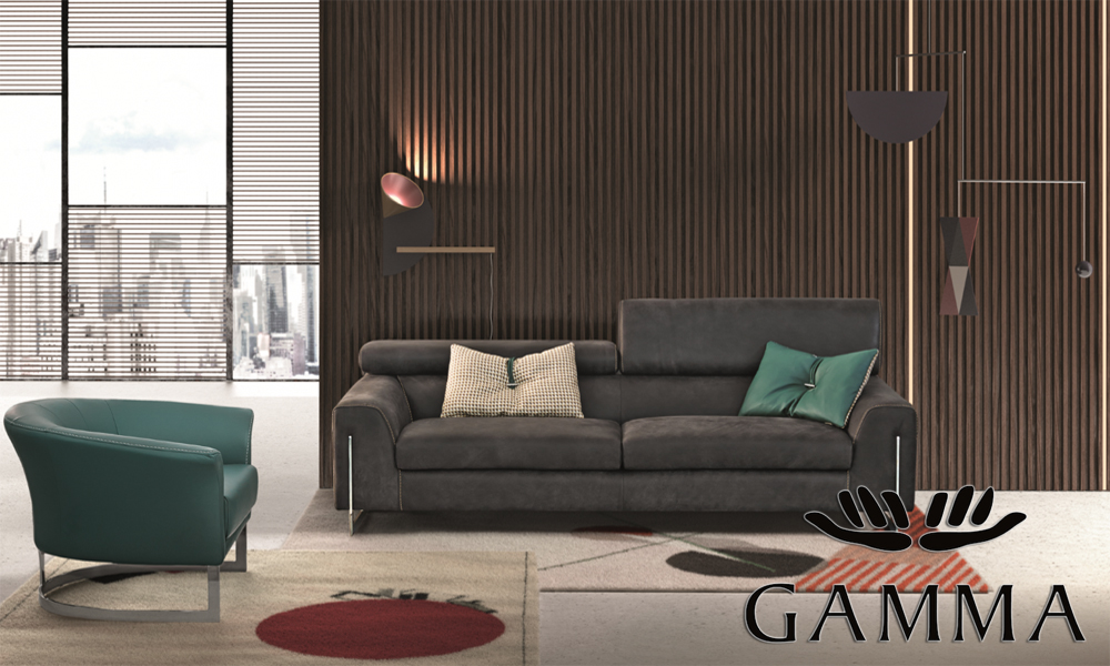 Gamma & Dandy Luxury Sofas by FCI London