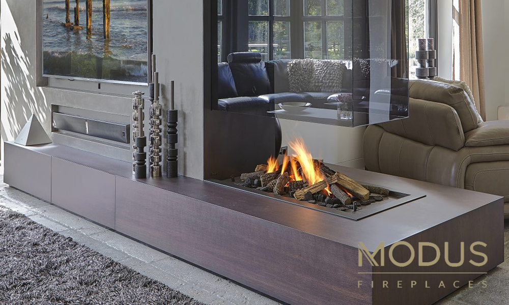Modus Fireplaces by FCI London