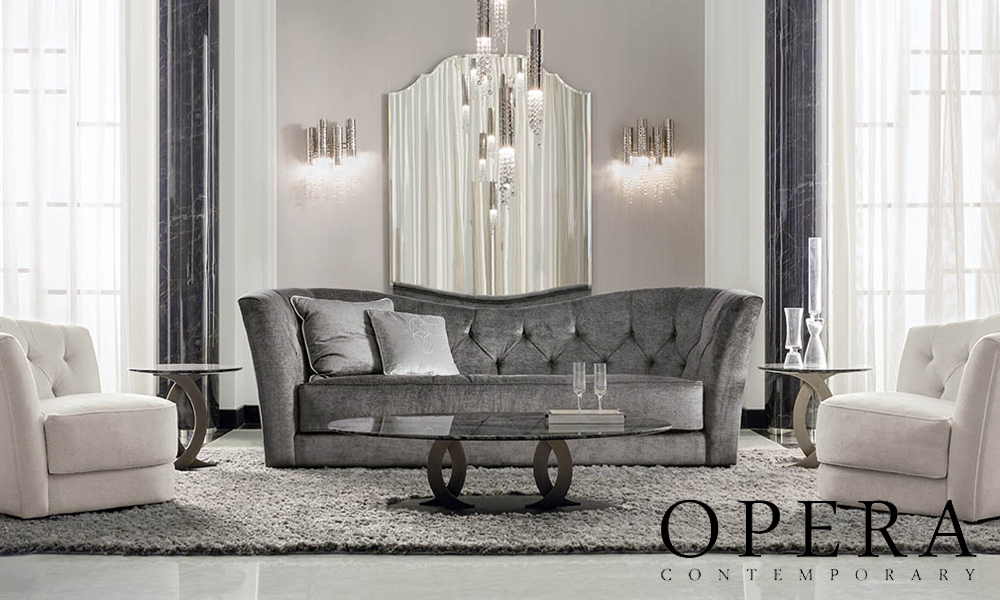 Opera Contemporary Furniture by FCI London